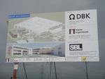 Rülzheim, Neubau Verwaltungsgebäude Erdwärmesonden 38 x 130 m