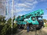 Umbau einer Prakla RB 50 auf einen Scania LKW