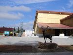 Der Neubau des Bauerntheaters in Würzbach wird mit Erdwärme beheizt