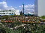 Brunnenbohrung für die Firma Börlind in Calw-Altburg, Hersteller von hochwertiger Naturkosmetik